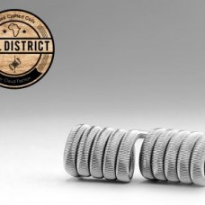 COIL DISTRICT | 24G FUSED CLAPTONS