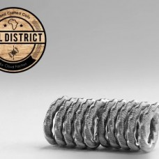 COIL DISTRICT | 28G QUADCORE FUSED CLAPTON