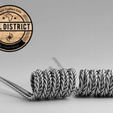 COIL DISTRICT | 28G ZIPPER COIL