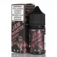 JAM MONSTER SALTS|RASPBERRY 30ML 24MG